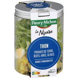 Salad'Jar - Salade La Niçoise