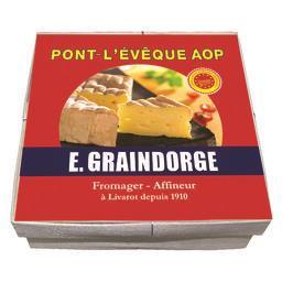 Pont-l'Evêque AOP E. Graindorge