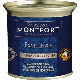 Bloc de foie gras de canard Excellence du Sud-Ouest