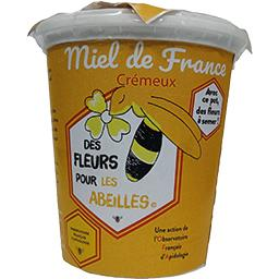 Miel de France crémeux