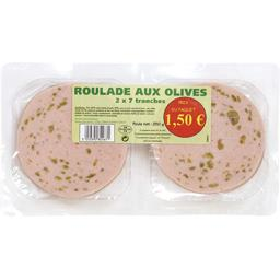 Roulade aux olives