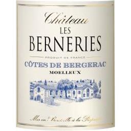 Côtes de Bergerac moelleux, vin blanc