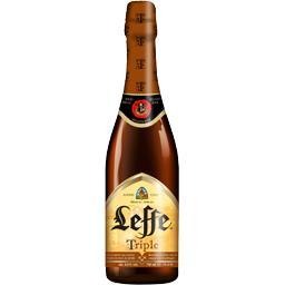 Bière blonde triple