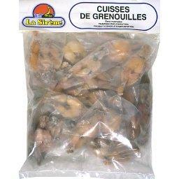 Cuisses de grenouilles