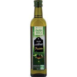 Jardin Bio Huile d'Olive Vierge Extra Fruitée 457 g -