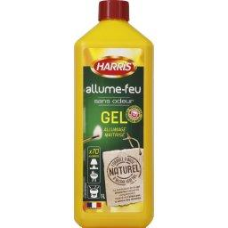 Gel allume-feu naturel