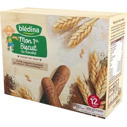 Blédiscuit Croissance - Mon 1er Biscuit au chocolat,...
