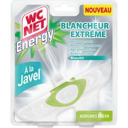 Energy - Bloc WC blancheur extrême agrumes Fresh