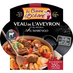 Veau de l'Aveyron et du Segala au Marengo