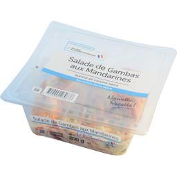 Notre Sélection Salade de gambas aux mandarines surimi et raisins se... la barquette de 200 g