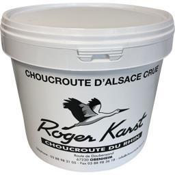 Choucroute crue