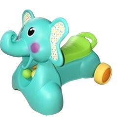 Senso porteur éléphant ramasse balles