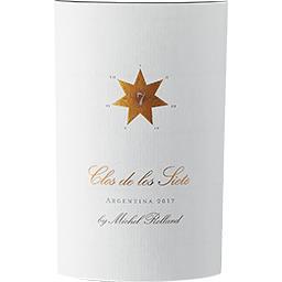 Argentine Clos de Los Siete vin Rouge 2014