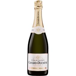 Champagne Canard-Duchêne 1/2 sec