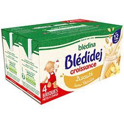 Blédidej Croissance - Céréales lactées biscuité save...