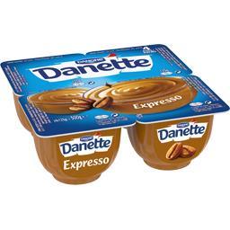 Danette - Crème dessert Expresso