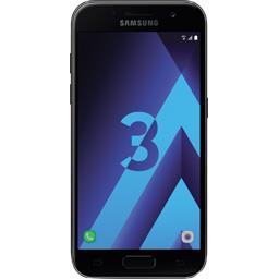 Smartphone Galaxy A3 2017 noir 4 G 4,7''