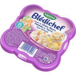 Blédichef - Ecrasé de choux-fleurs pommes de terre B...