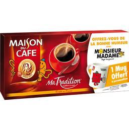 Café moulu équilibré & rond, Ma Tradition