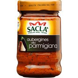 Aubergines sauce aubergines parmigiano reggiano