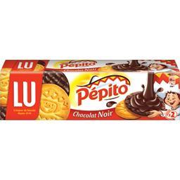 Pépito - Biscuits chocolat noir