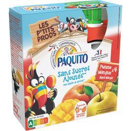 Spécialité pomme mangue sans sucres ajoutés