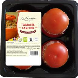 Tomates farcies 100% volaille
