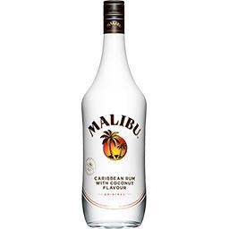 Malibu Liqueur au rhum blanc des Caraïbes aromatisée noix d...