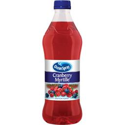 Ocean Spray Boisson antioxydant Cranberry myrtille la bouteille de 1,25 l