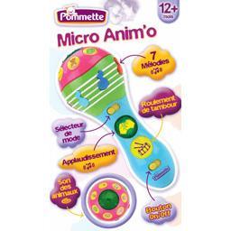 Micro Anim'o, à partir de 12 mois