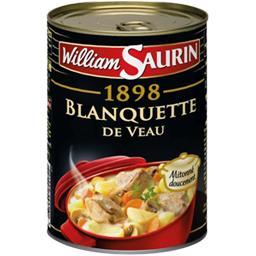1898 - Blanquette de veau