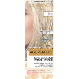 Age Perfect - Soin couleur embellisseur touche d'or
