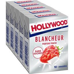 Blancheur - Chewing-gums Blancheur parfum fraise san...