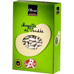 Olvac Mogette de Vendée Label Rouge la boite de 500 g