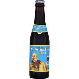 Bière d'abbaye Abt 12