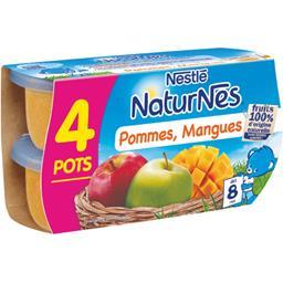 Pommes mangues, dès 8 mois
