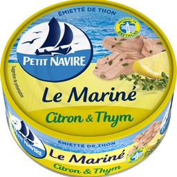 Emietté de thon Le Mariné citron & thym