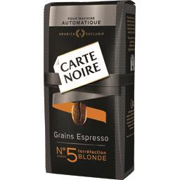 Café en grains Espresso intensité n°5