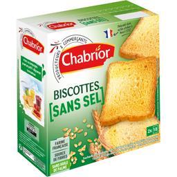 Biscottes sans sel