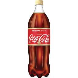 Soda au cola vanille