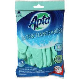 Gants interchangeables pour travaux ménagers courant...