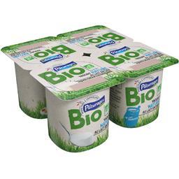 Yaourt nature au lait entier BIO