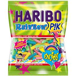 Bonbons Rainbow Pik goût multifruits