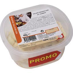 Nos Recettes Traiteur Salade piémontaise au poulet la barquette de 400 g