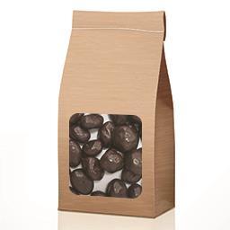 Bouchées de chocolat noir aux cranberries en VRAC