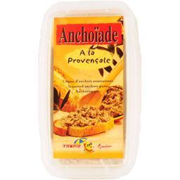 Crème d'anchoïade à la provençale