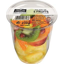 Idées Fraîches - Salade de 5 fruits
