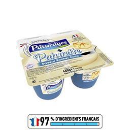 Paturette - Crème dessert saveur Rocher Coco