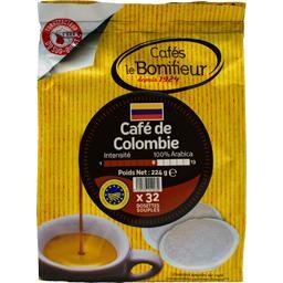Dosettes de café de Colombie