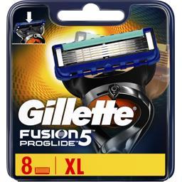 Fusion5 proglide lames de rasoir pour homme 8rechar...